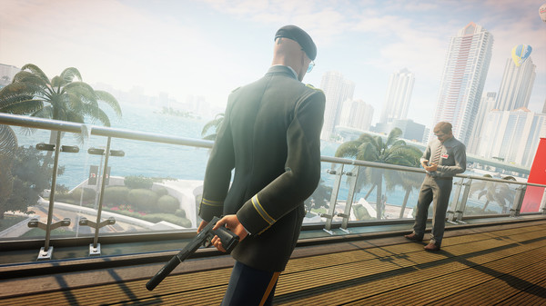 HITMAN 2 Standart Edition / Steam Key (RU+CIS)