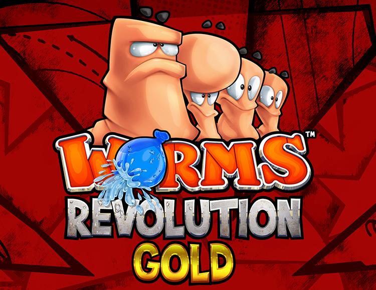 Worms Revolution Gold Edition (Steam Key)RU+CIS