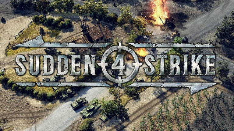Sudden Strike 4 (STEAM KEY / RU+CIS)