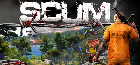 SCUM (Steam) only for Russia