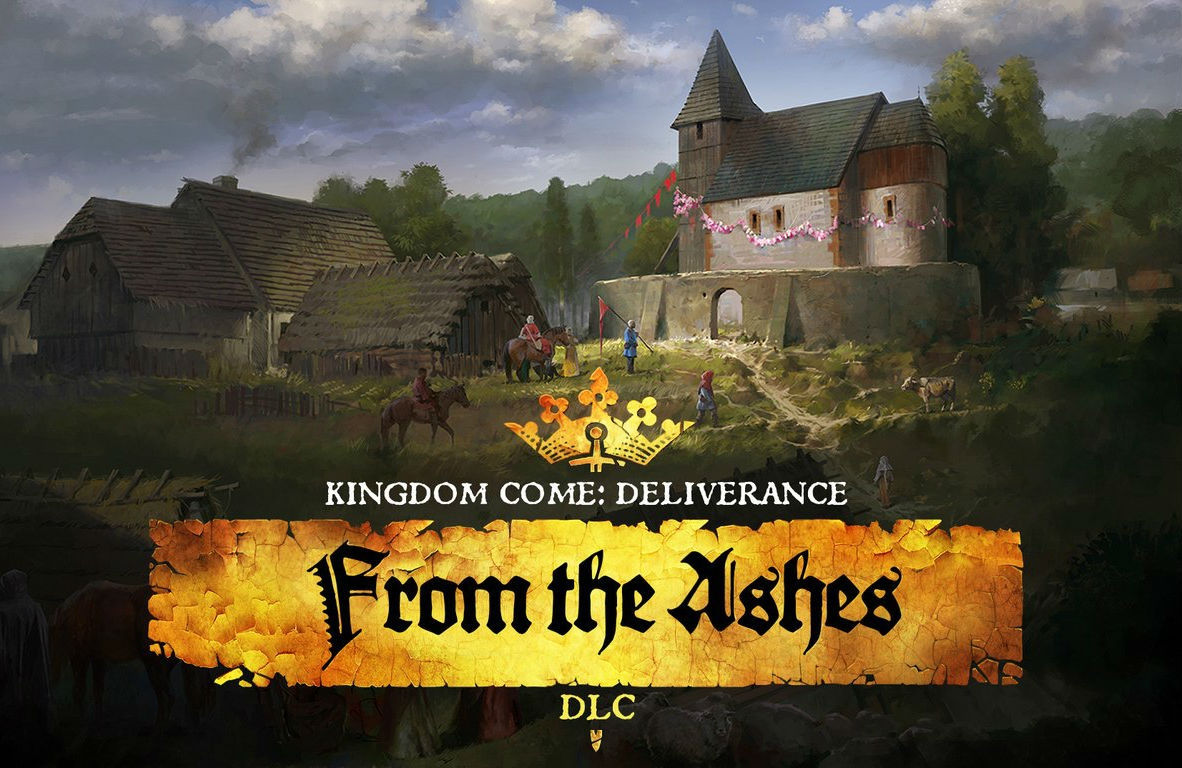 DLC Kingdom Come:Deliverance From the Ashes/REGION FREE