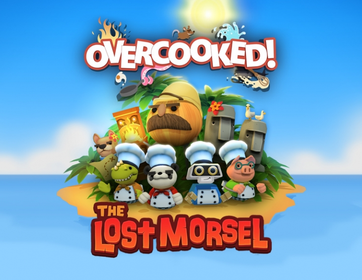 DLC Overcooked The Lost Morsel STEAM KEY REGION FREE