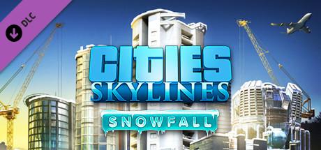DLC Cities: Skylines  Snowfall (Steam KEY)RU+CIS 2019