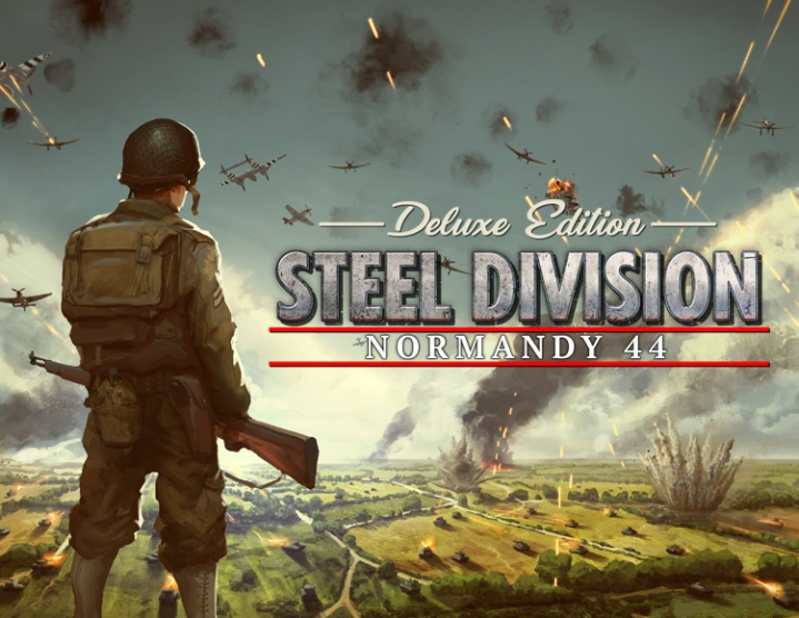 Steel Division: Normandy 44 Digital Deluxe / STEAM KEY