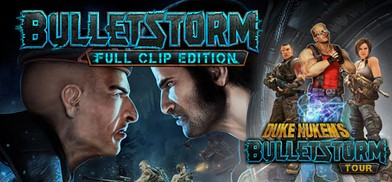 Bulletstorm: Full Clip Edition Duke Nukem Bundle STEAM