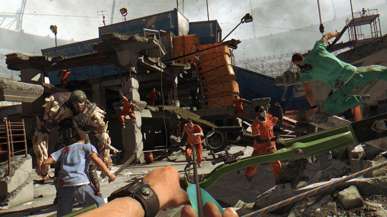 DLC Dying Light: The Following - The Bozak Horde(STEAM) 2019
