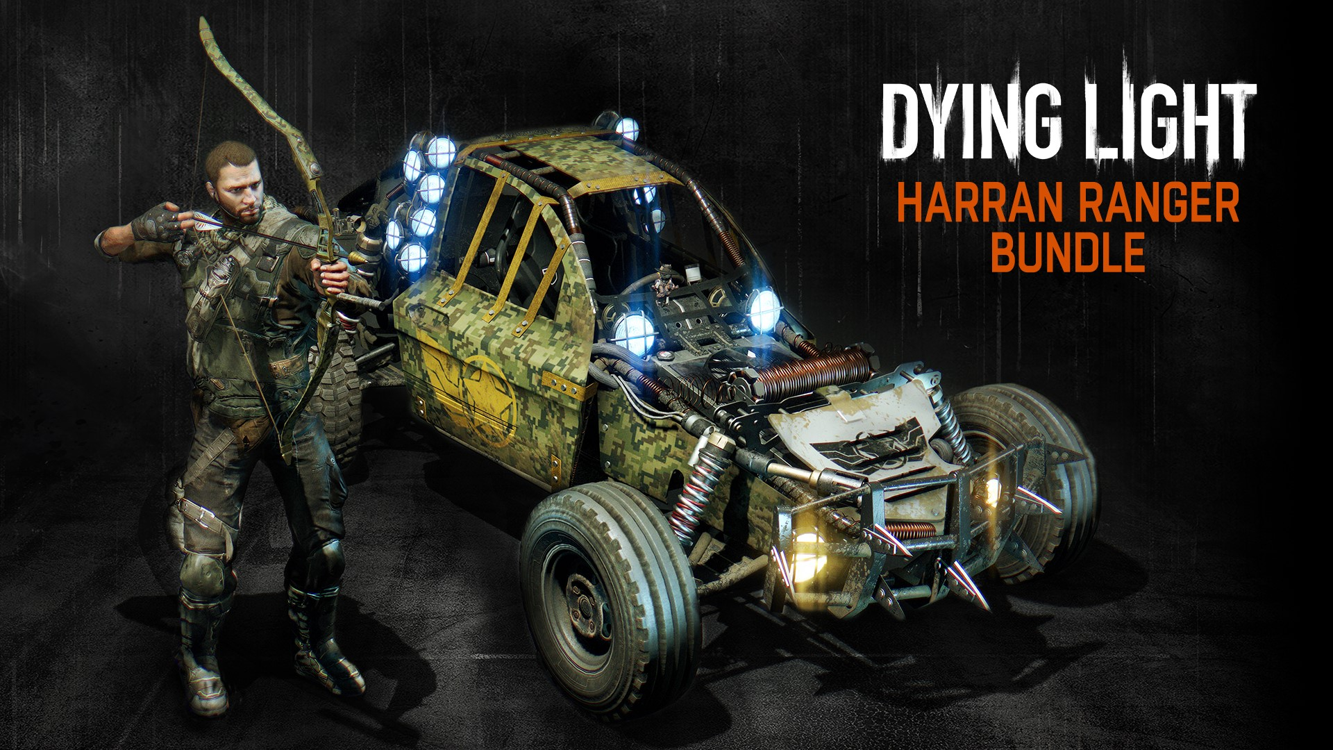 DLC Dying Light Harran Ranger (Steam KEY)RU+CIS