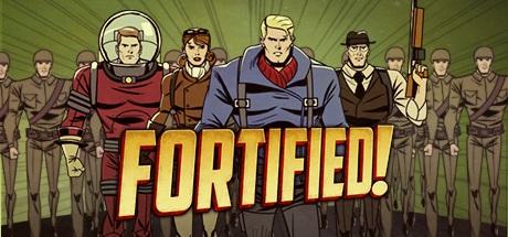 Fortified (Steam Key/Region Free)