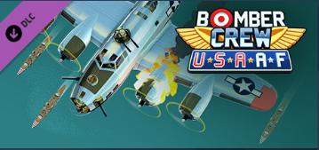 DLC Bomber Crew: USAAF / Steam Key / Region Free 2019