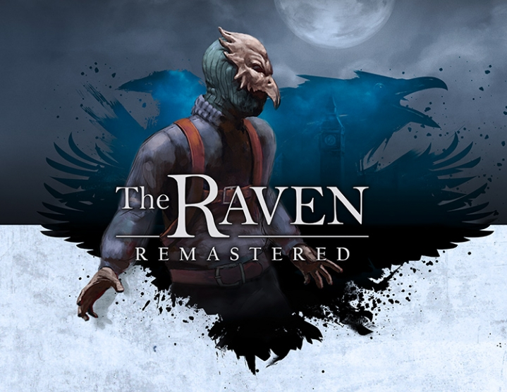 The Raven Remastered Deluxe / Steam Key / RU+CIS