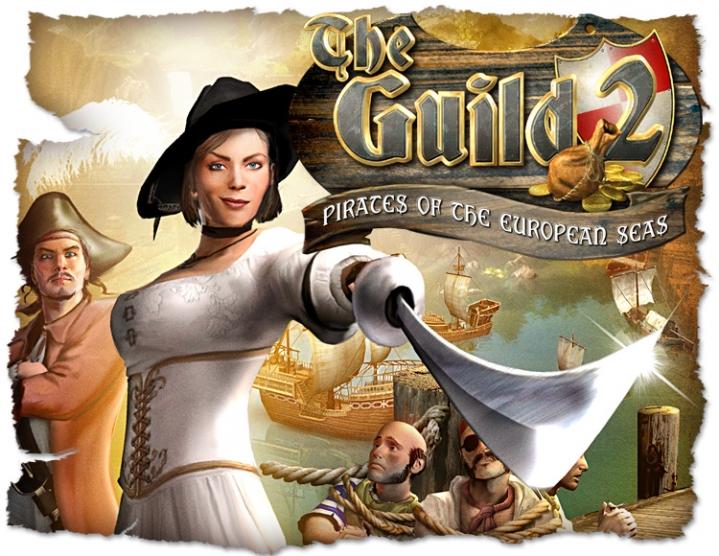 The Guild II: Pirates of the European Seas(Steam KEY)RU 2019