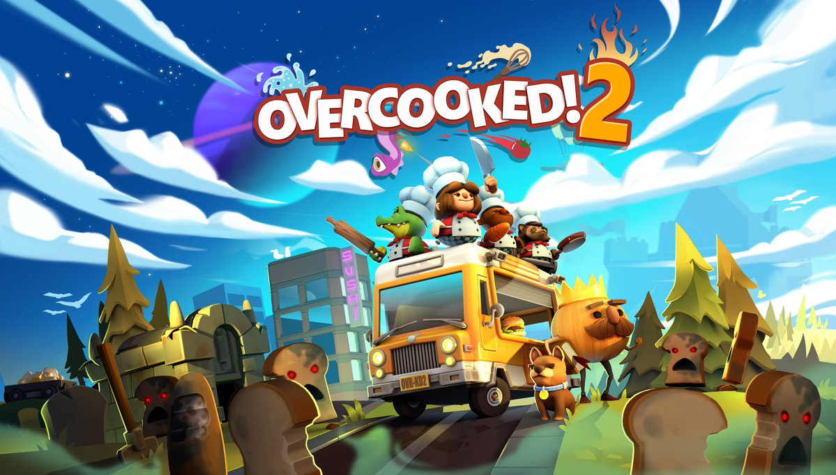 Overcooked! 2 / STEAM KEY