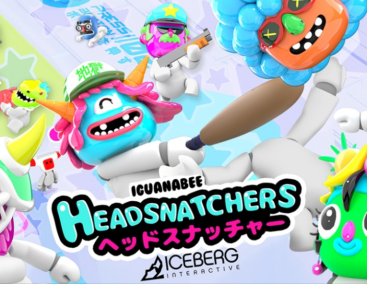 Headsnatchers / Steam Key / Region Free