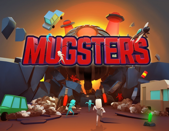 Mugsters / Steam Key / Ru+CIS 2019