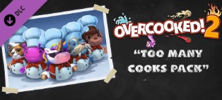 DLC Overcooked 2 Too Many Cooks (Steam KEY) Region free 2019