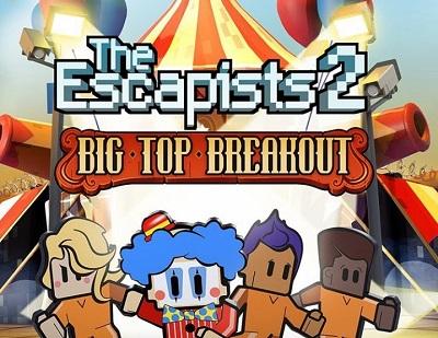 DLC The Escapists 2: DLC Big Top Breakout (Steam KEY) 2019