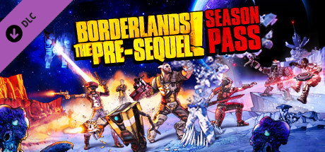 Borderlands: The Pre-Sequel Season Pass (DLC) STEAM