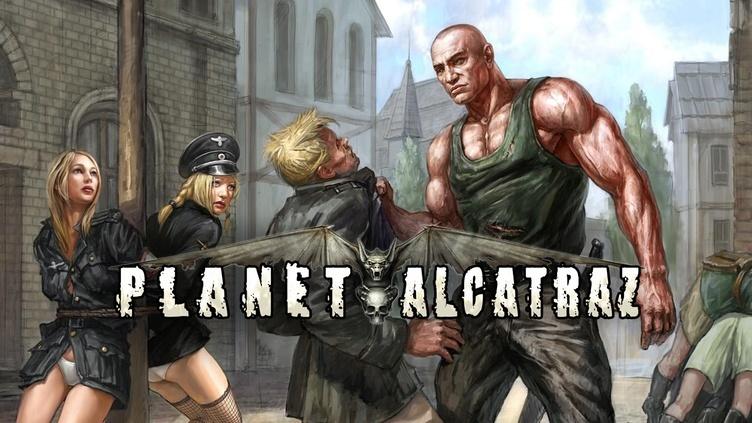Planet Alcatraz Steam Key  / RU+CIS