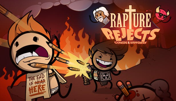 Rapture Rejects  [Steam\RegionFree\Key] 2019