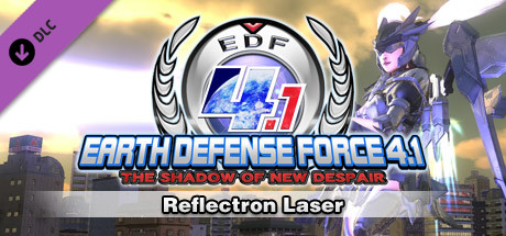 DLC EARTH DEFENSE FORCE 4.1 Reflectron Laser /GLOBAL 2019