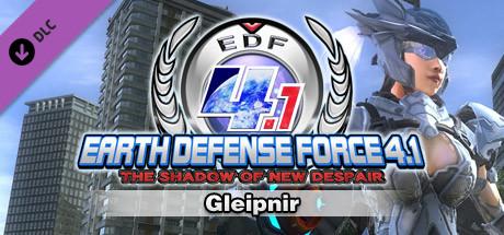 DLC EARTH DEFENSE FORCE 4.1 Gleipnir / GLOBAL 2019