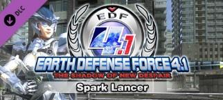 DLC EARTH DEFENSE FORCE 4.1 Spark Lancer / GLOBAL 2019