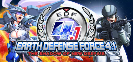 EARTH DEFENSE FORCE 4 1 The Shadow of New Despair/ROW