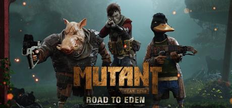 Mutant Year Zero: Road to Eden (STEAM KEY/REGION FREE)
