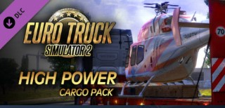 DLC Euro Truck Simulator 2 - High Power Cargo Pack / RU 2019