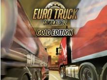 Euro Truck Simulator 2 Gold Edition / Steam Key / RU