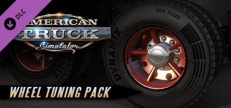 DLC American Truck Simulator - Wheel Tuning Pack / RU 2019
