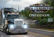 DLC American Truck Simulator: Oregon /Steam Key / RU