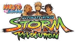 NARUTO SHIPPUDEN: Ultimate Ninja STORM Revolution / RU