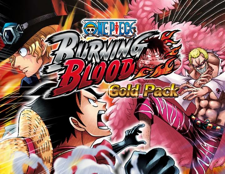 DLC One Piece Burning Blood Gold Pack / Steam Key / RU 2019