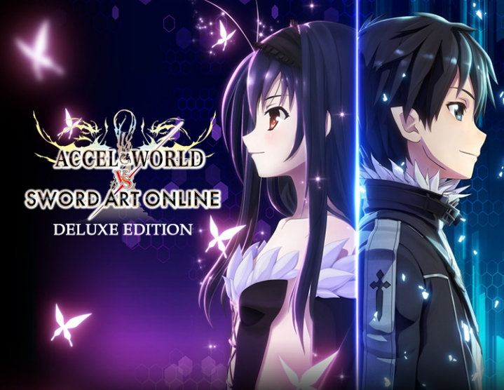Купить Accel World VS. Sword Art Online Deluxe Edition / RU