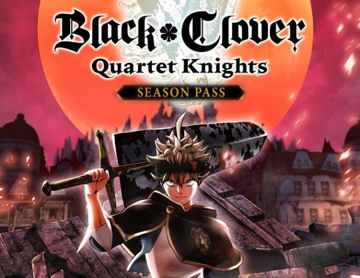 Black Clover: Quartet Knights / Steam Key / RU+CIS