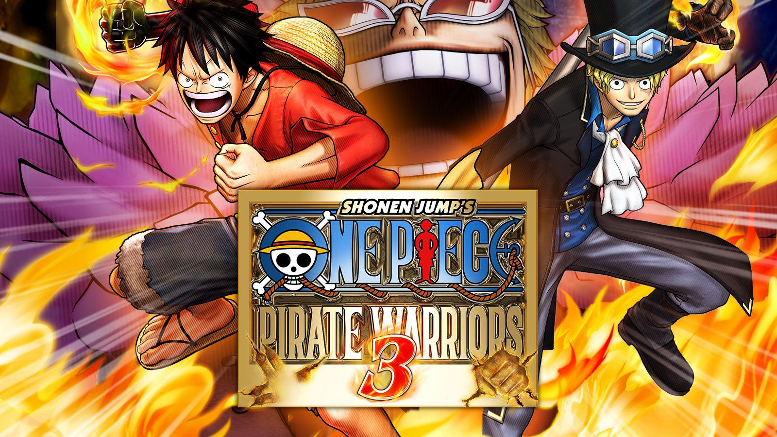 One Piece Pirate Warriors 3 (Steam) RU/CIS 2019