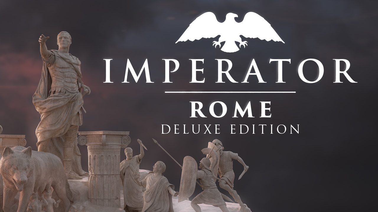 IMPERATOR: ROME DELUXE EDITION (STEAM) + ЭПИР /RU+CIS