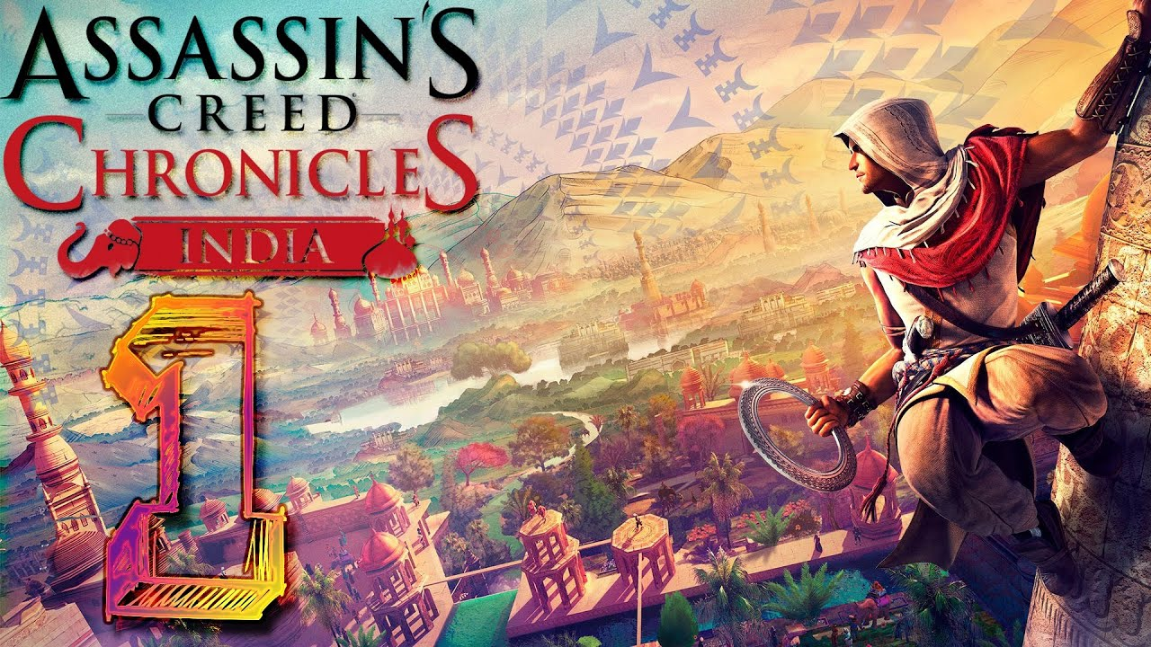 Assassin's Creed Chronicles: Индия (Uplay KEY)