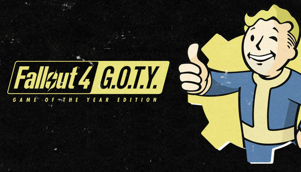 Fallout 4 Game of the Year GOTY /Steam Key /REGION FREE