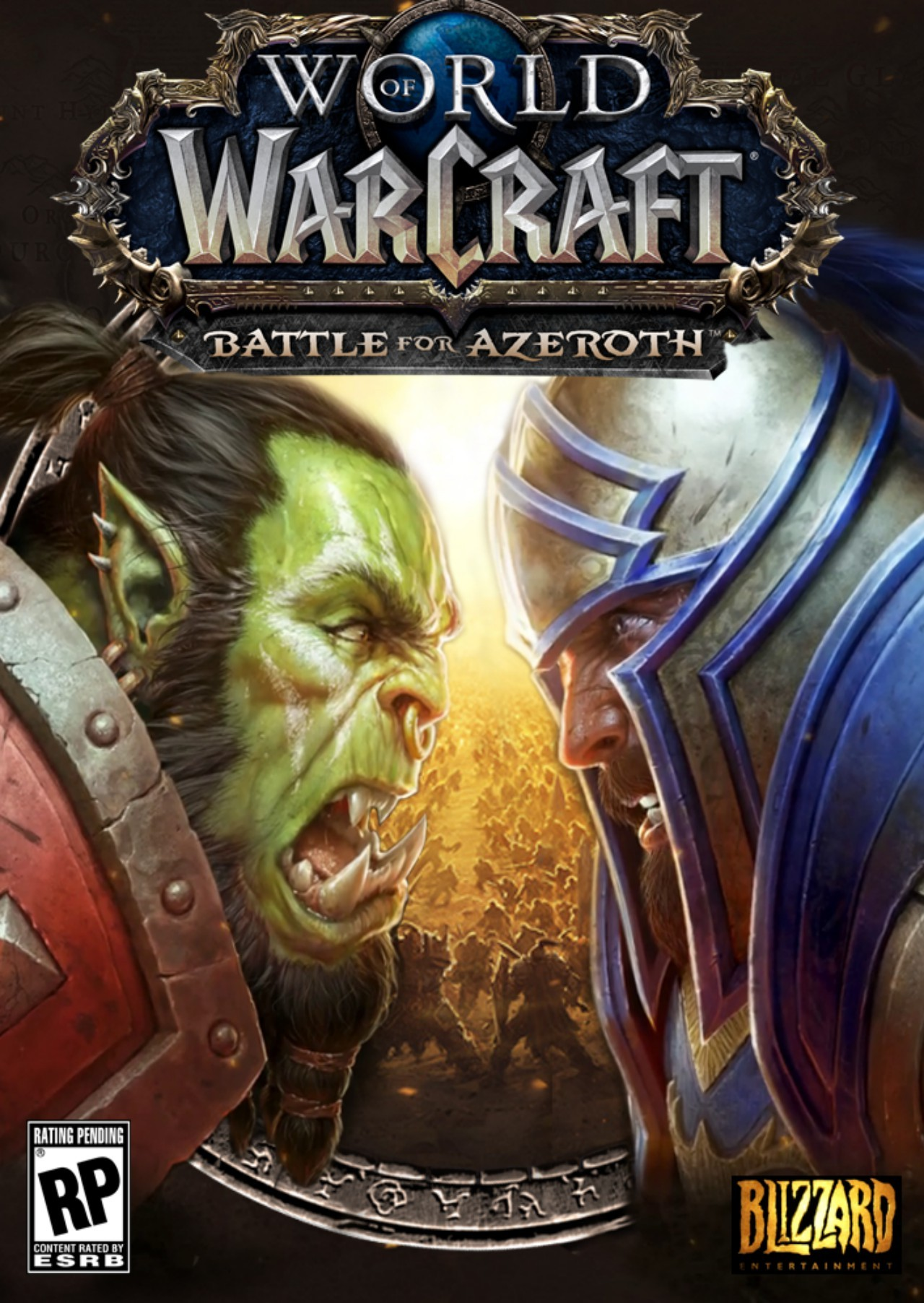 WOW: BATTLE FOR AZEROTH?(RU)+LVL 110
