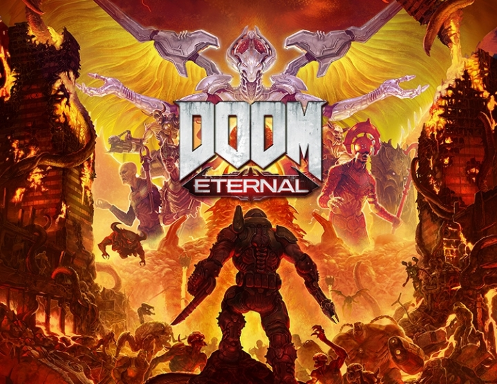 DOOM ETERNAL (Bethesda.net)