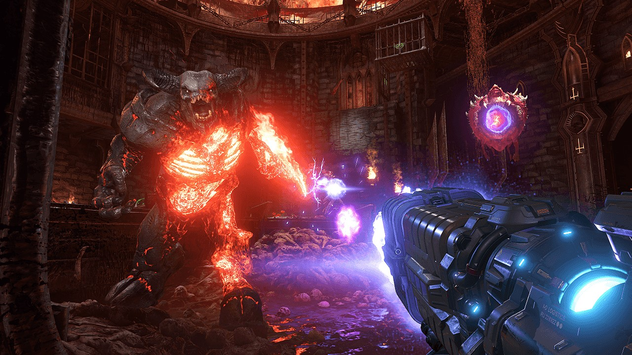 DOOM ETERNAL DELUXE /STEAM KEY / RU+CIS
