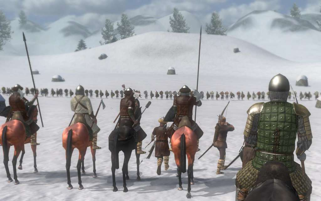 Mount & Blade: Warband (Steam KEY/ Region Free)