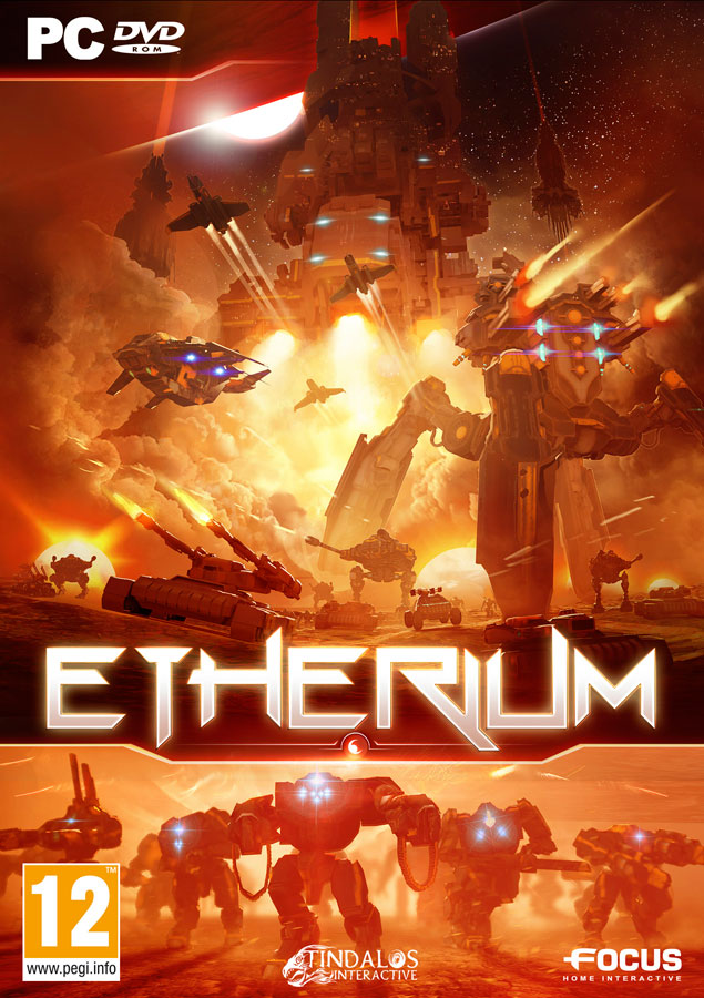 Etherium (Steam KEY)RU+CIS