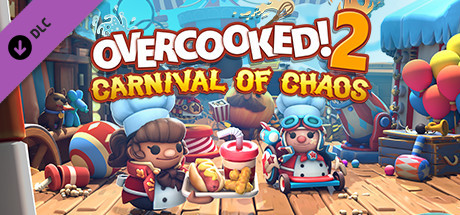 DLC Overcooked! 2: Carnival of Chaos / Steam KEY