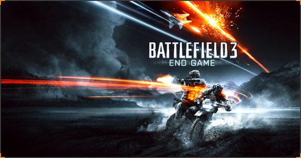 DLC BATTLEFIELD 3: END GAME  - EA - ORIGIN