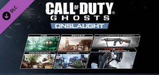 DLC Call of Duty: Ghosts - Onslaught / Steam KEY