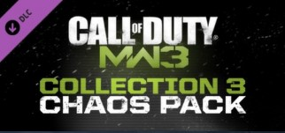 DLC Call of Duty: Modern Warfare 3 Collection 3 (Steam)