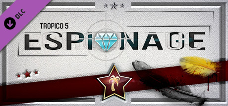 DLC Tropico 5 - Espionage  STEAM KEY
